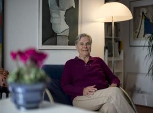 Marion Sachsenberg spart Strom
