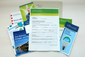 Infopaket und Anmeldeformular