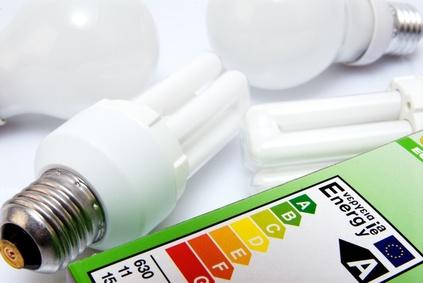 Effiziente LED-Lampen in versch. Fassungen